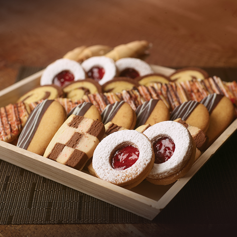 Small European Cookies